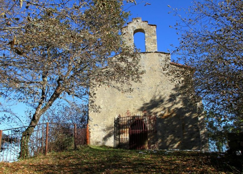 chapelle d'alzen