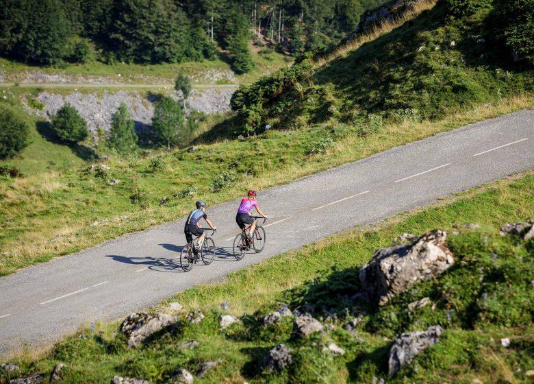 Itinéraires vélo en Couserans Pyrénées
