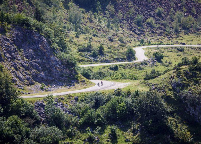 Itinéraire vélo Couserans