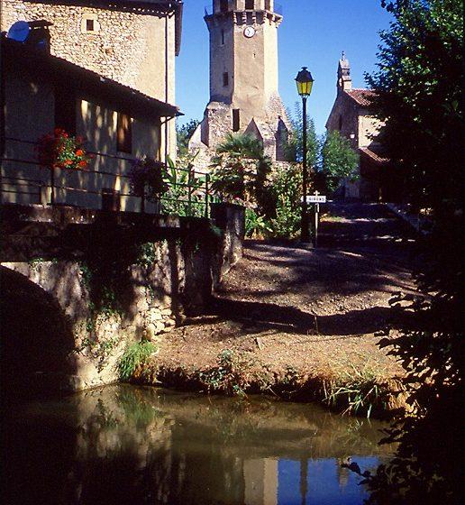 Donjon pont à Tourtouse