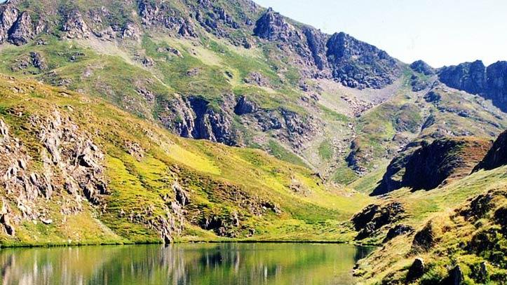lac ce montagne