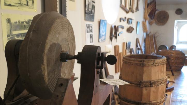 musée de Sainte Croix Volvestre